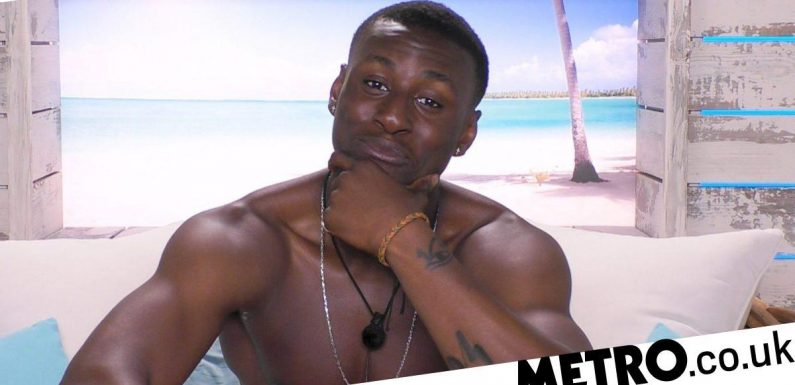 Love Island Sherif Lanre's axing was over a 'silly mistake'