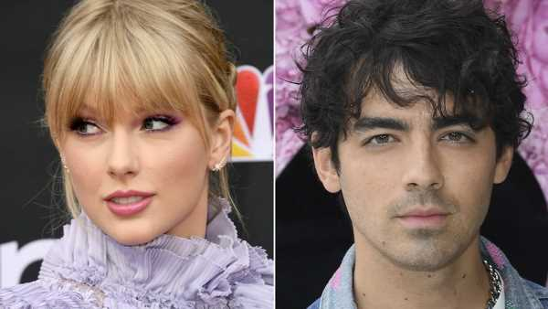 Joe Jonas' Reaction To Taylor Swift's Apology For Blasting Him On 'Ellen' Is Mature