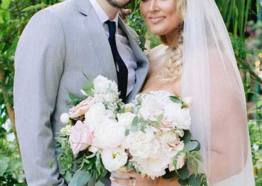 See All the Photos from Model Hunter McGrady's 'Ethereal' Wedding to Brian Keys