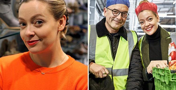 Who is Cherry Healey? Inside The Factory presenter and documentary filmmaker