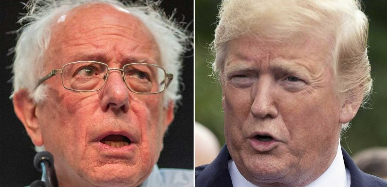 Bernie Sanders to accuse Trump of being a socialist for the wealthy