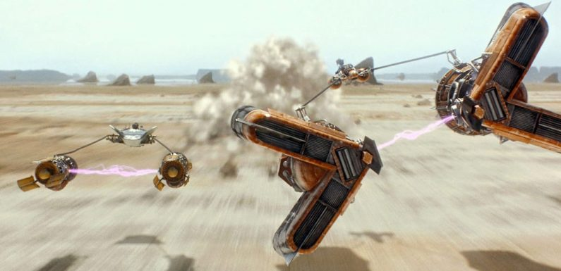 VOTD: VFX Artists React to and Analyze the CGI of the 'Star Wars' Prequels