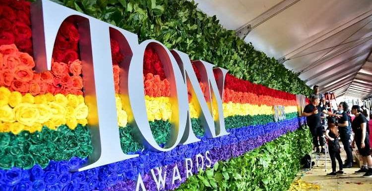The Tonys 2019 Red Carpet Is Celebrating Pride Month!