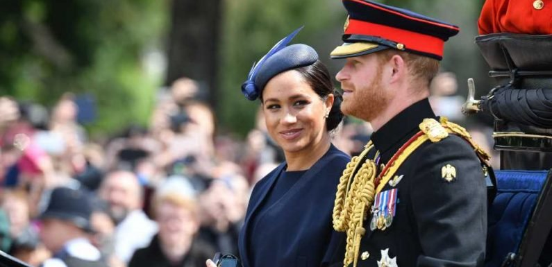 Meghan Markle Makes Post-Baby Debut at Trooping the Colour 5 Weeks After Welcoming Baby Archie
