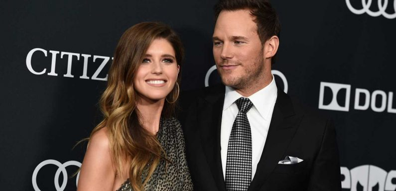 Katherine Schwarzenegger's second wedding dress revealed in new photos