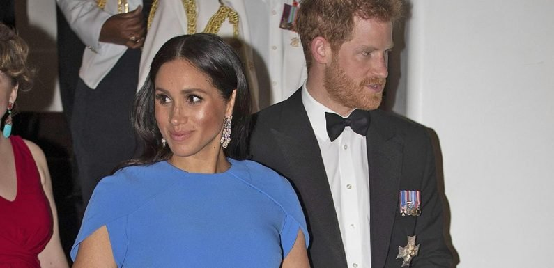 President Trump says he was shocked by Meghan Markle's 'nasty' comment about him