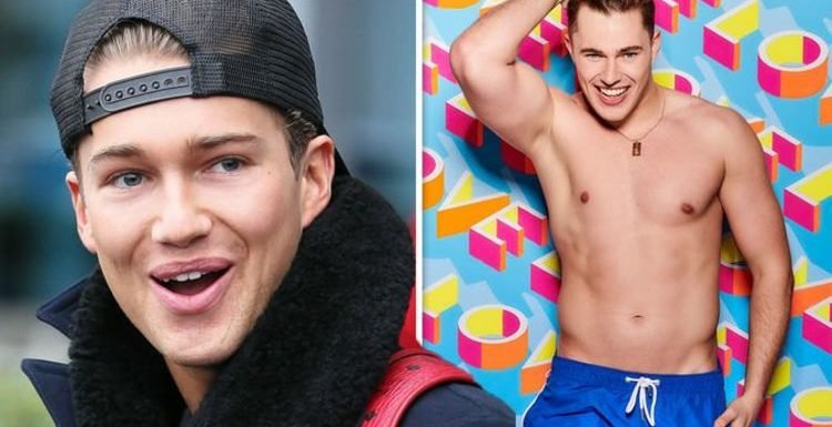 AJ Pritchard: 'Next year' Curtis Pritchard's brother teases future Love Island appearance