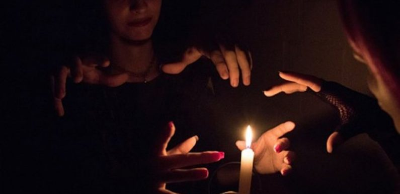 Witchcraft booming in UK as figures show 70,000 people practice 'magic'