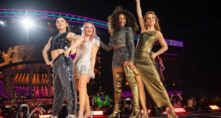 Mel C Hints at Possibility of Spice Girls Taking Reunion Tour Around the World