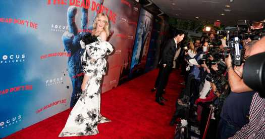 Broadway Toasts the Tonys. And Zombies Take Over Midtown.
