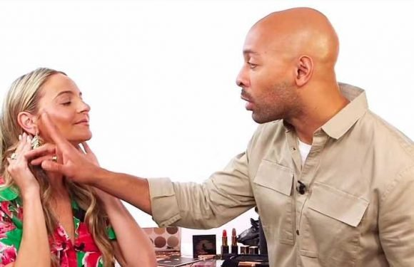 Beyonce Used this Easy Makeup Trick for Her 'Homecoming' Look