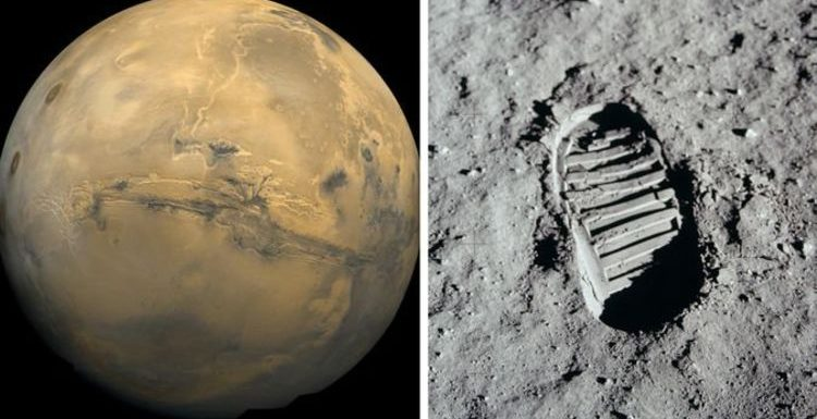 NASA Moon landing: Apollo 11 insider reveals why going to Mars is a 'distant dream'