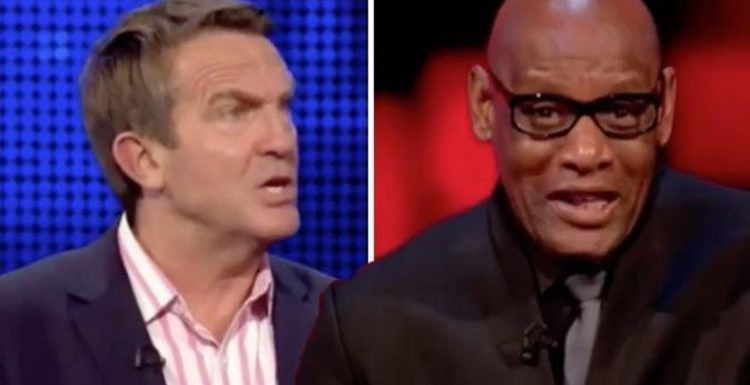 The Chase: Bradley Walsh snaps at Shaun Wallace over unexpected outburst 'No one likes it'