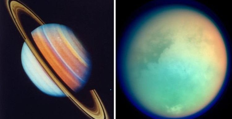 NASA bombshell: How Saturn started to glow and 'transform into new world'