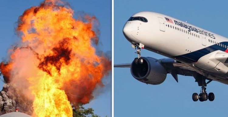 MH370 spotted? 'Fireball' seen in the sky near where Malaysia Airlines plane vanished