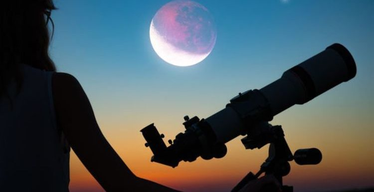Lunar eclipse UK: Will the partial eclipse of the Moon be visible in the UK?