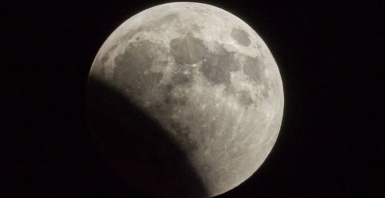 Lunar eclipse time: What time is the partial eclipse? When will Full Moon peak tomorrow?