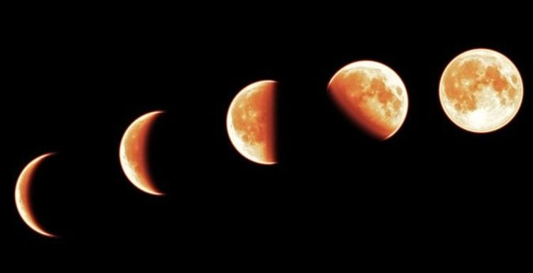 Lunar eclipse timing in India: What time is the partial eclipse in India tomorrow?