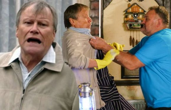 Coronation Street spoilers: Roy Cropper in danger after Evelyn's devastating actions