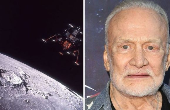 'Missed the big event' Buzz Aldrin drops tragic confession in rare moon landing interview