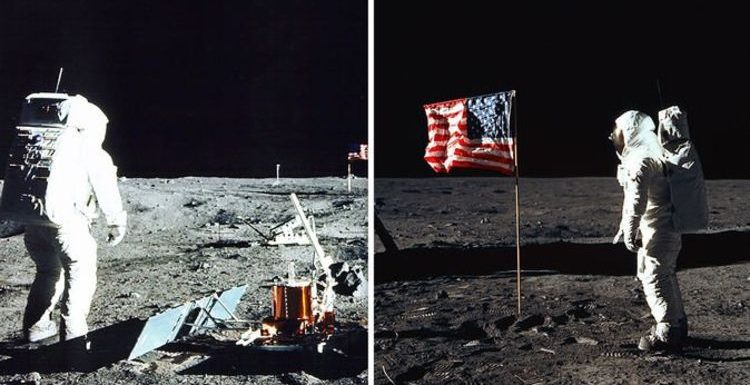 Moon landing hoax: How lie about lunar craft was 'accidentally' exposed after decades