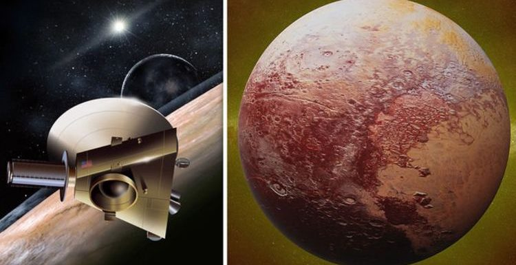 NASA bombshell: How 'new world' size of Pluto left space agency stumped