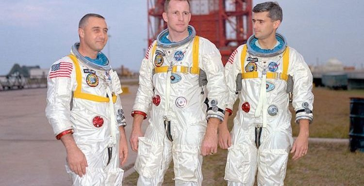 Conspiracy theory blames US Government for deaths of astronauts during first moon landing