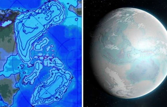 Climate change bombshell: Why global warming 'might prevent nextice age'