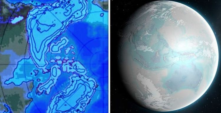 Climate change bombshell: Why global warming 'might prevent next ice age'