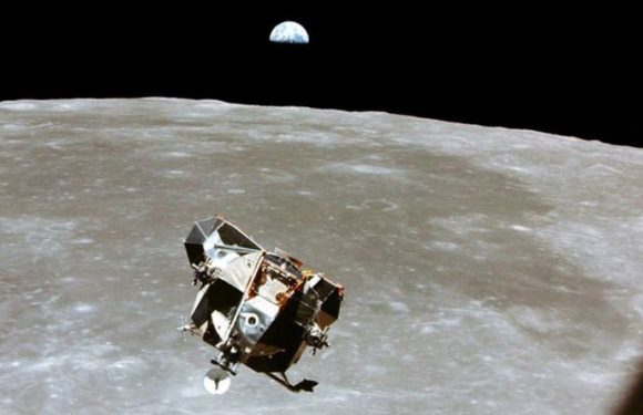 Moon landing: What time did Neil Armstrong land on the Moon 50 years ago in 1969?