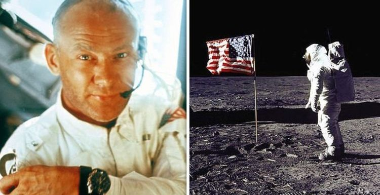 Moon landing: Buzz Aldrin took something 'most unusual' with him to the Moon