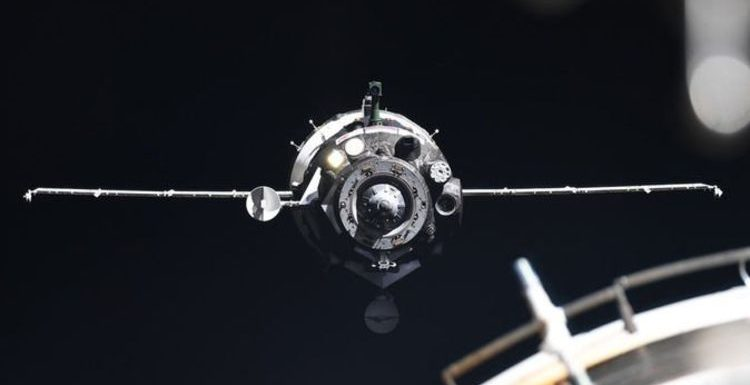 NASA news: Breathtaking space pictures shows Russian Soyuz cruising 250 miles above Earth