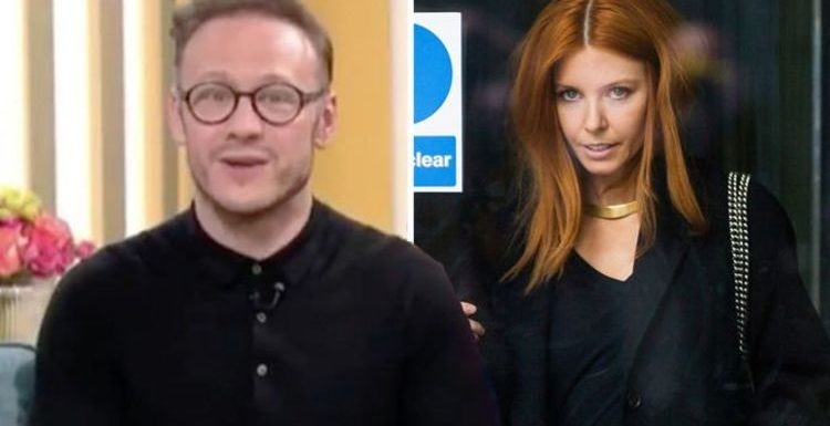 Stacey Dooley: Kevin Clifton left red-faced as he's asked about 'girlfriend' on-air