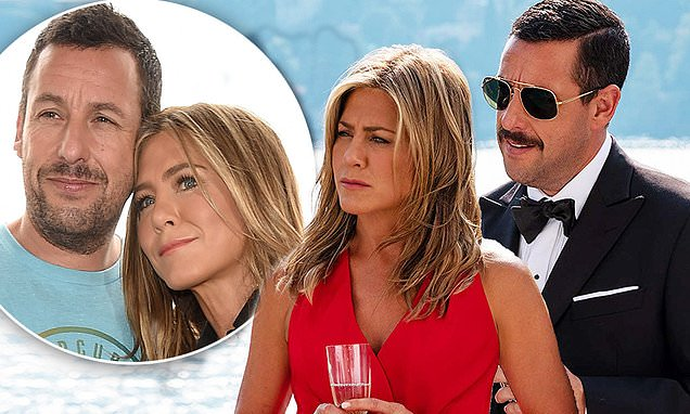 Jennifer Aniston and Adam Sandler Murder Mystery streamed by 73MILLION