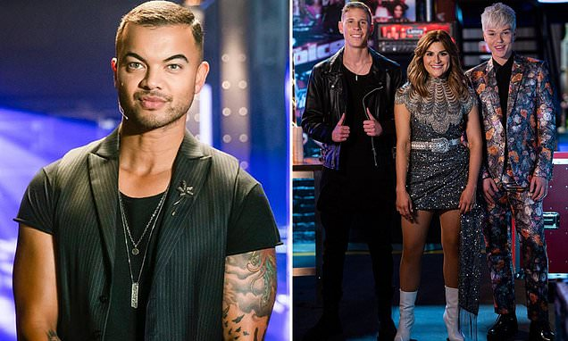 The mistake Guy Sebastian made on The Voice as team are eliminated