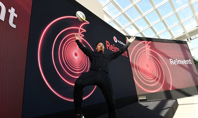 Vodafone launches its 5G network