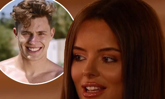 Love Island fans are horrified as Maura appears to vye for Curtis