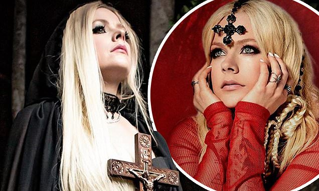 Avril Lavigne angers Christians in song I Fell In Love With the Devil