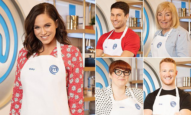 Celebrity MasterChef 2019: Meet this year's famous foodies