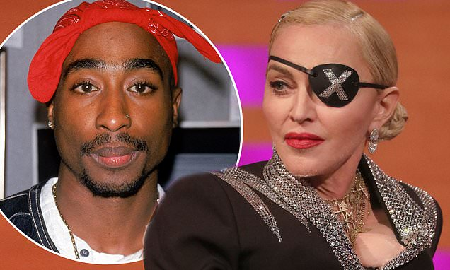 Madonna's break-up letter from Tupac ShakuR expected to sell for $300k