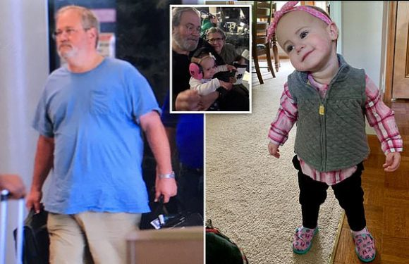 Grandfather of toddler who died on cruise ship arrives in Chicago