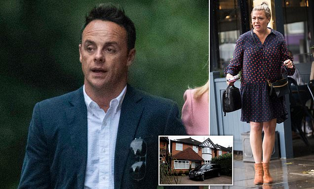 Ant McPartlin and Lisa Armstrong 'in furious stand-off'