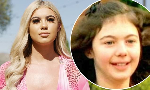 Love Island's Belle is unrecognisable as a fresh-faced 12-year-old