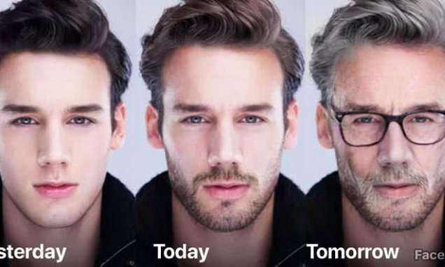 Experts warn people should 'be careful' when using 'FaceApp'