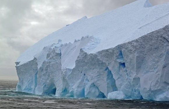 Artificial snowfall could save the west antarctic ice sheet