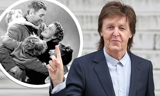 Sir Paul McCartney gets to work on It's A Wonderful Life stage version