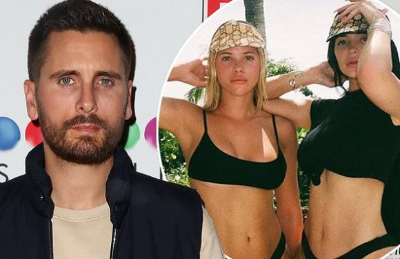 Scott Disick 'really happy' Sofia Richie getting close to Kylie Jenner