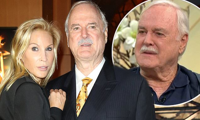 John Cleese reveals he 'finally got it right' with fourth wife
