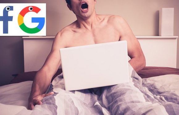 Google and Facebook are tracking users as they watch PORN