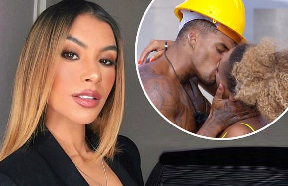 Love Island's Joanna hits out at her 'snake' ex Michael